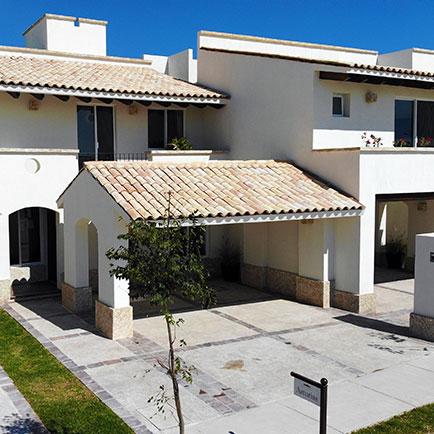 Foto de casas en venta en León, Mayorazgo Santa Elena, fachadas.